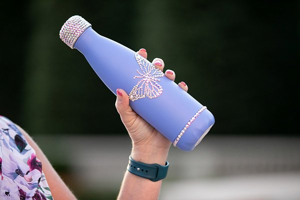 Embellished Butterfly Sells Customized Swell Bottles and Water Bottles